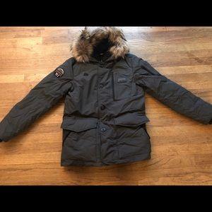 Museum Antarctica Heavy Zone Jacket